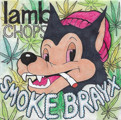 lambCHOPS Kuts N Stuff - Smoke Brayx