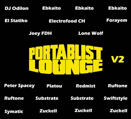 Portablist Lounge Looper V2