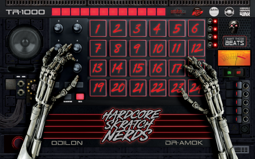 Dj Odilon & Dr Amok - TR1000 Looper