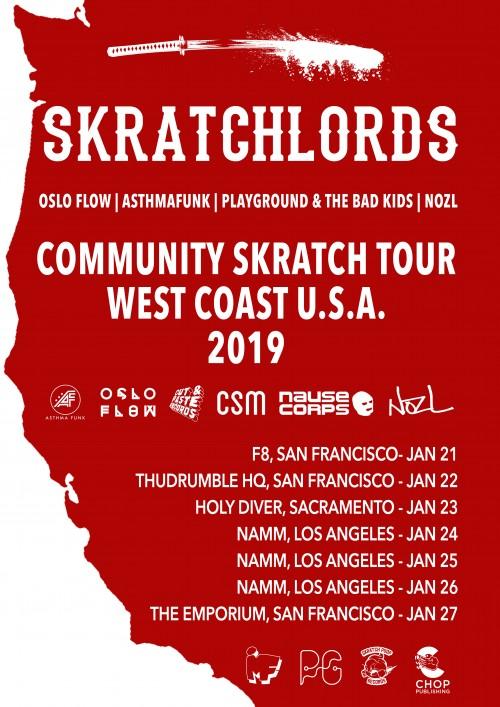 Skratchlords Tour Looper