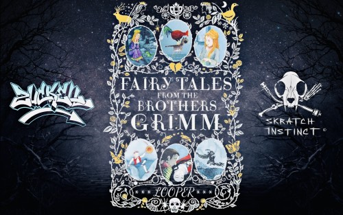 Zuckell & Dj Myke A.K.A. Micionero - Fairy Tales Of The Brothers Grimm Looper