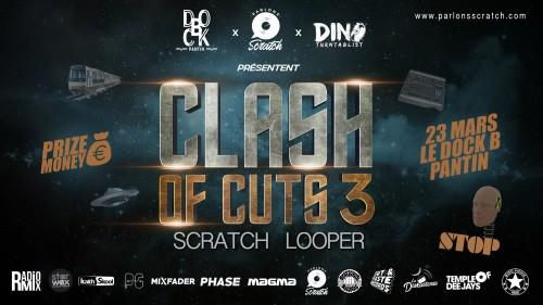 Clash Of Cuts 3 Looper