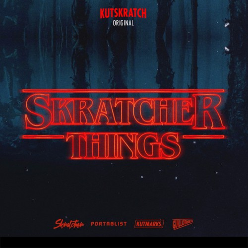Paul Skratch & Wundrkut - Skratcher Things
