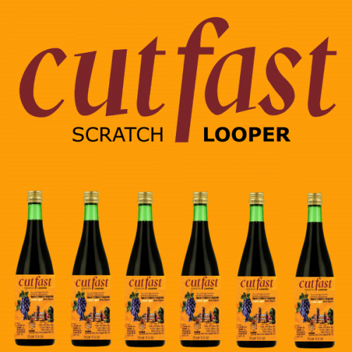 TapeFive - Cutfast Scratch Looper