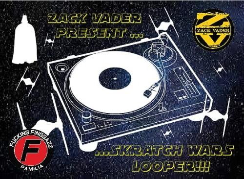 Zach Vader - Skratch Wars Looper