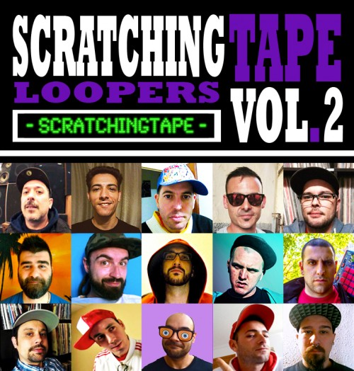 SCRATCHINGTAPE VOL.2