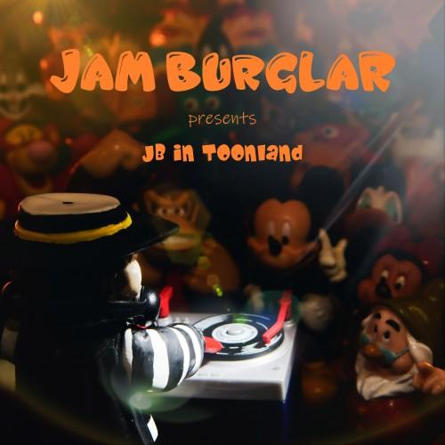 """Jam Burlgar - """"JB in Toonland"""""""