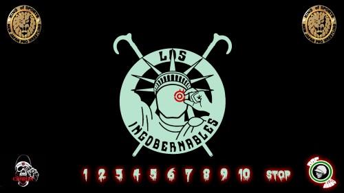 Los  Ingobernables (lockdown looper)