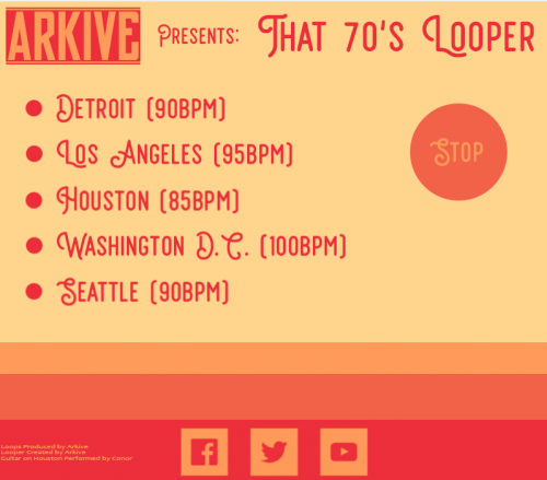 Akive Presents That 70's Looper