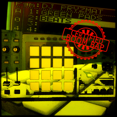 Dj Pryzmat - Green Pads Beats