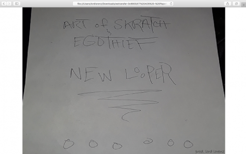 Art Of Skratch - Lord Lorenz