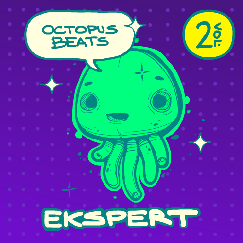 Dj Ekspert - Octopus Beats Vol 2