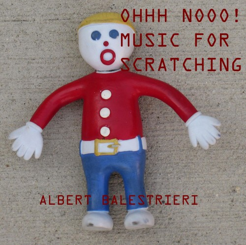 OHHHH NOOO!! Music for Scratching