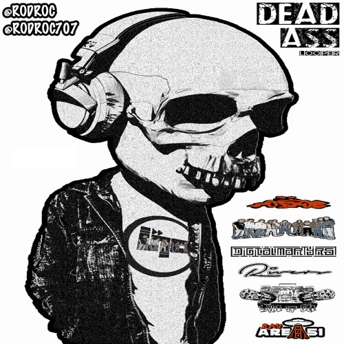 Rod Roc - Dead Ass Looper - coverart