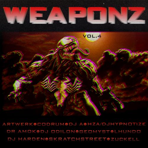 Weaponz Vol. 4