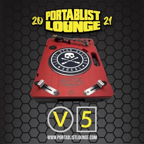2021 Portablist Lounge Vol 5