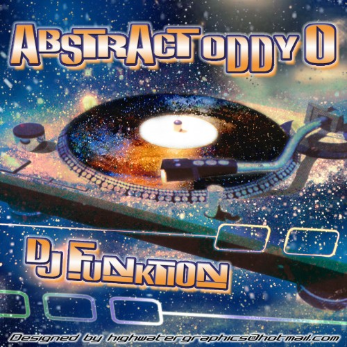 Dj Funktion - Abstract Oddy-O - mixtape