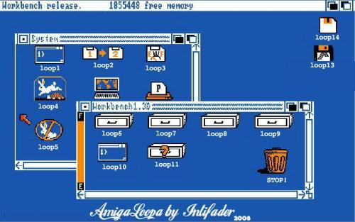 Into - Amiga Loopa