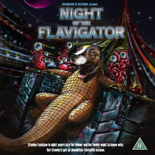 Grandeurs Of Delusion - Night of the Flavigator - New Album