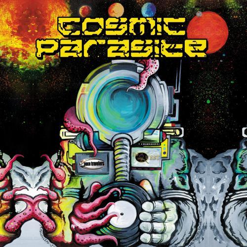 DJ Quest, Eddie Def & DJ Cue - Cosmic Parasite
