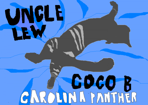 Uncle Lew & CocoB -The Carolina Panther