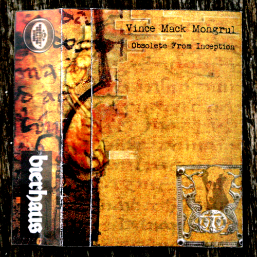Vince Mack Mongrul - Obsolete from Inception