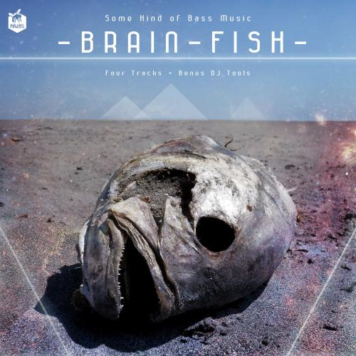 Fabot - Brain Fish EP + Bonus Scratch Tools