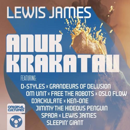 Lewis James - Anuk Krakatau (Original Cultures)
