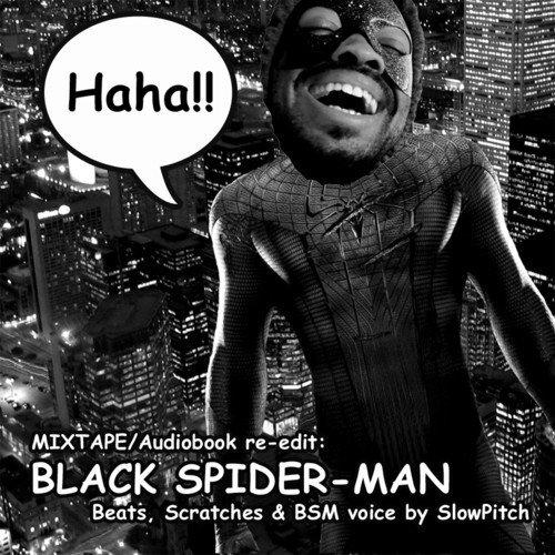 SlowPitch - Black Spider Man