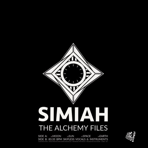 "Simiah - The Alchemy Files 12"" - Pre-Order"