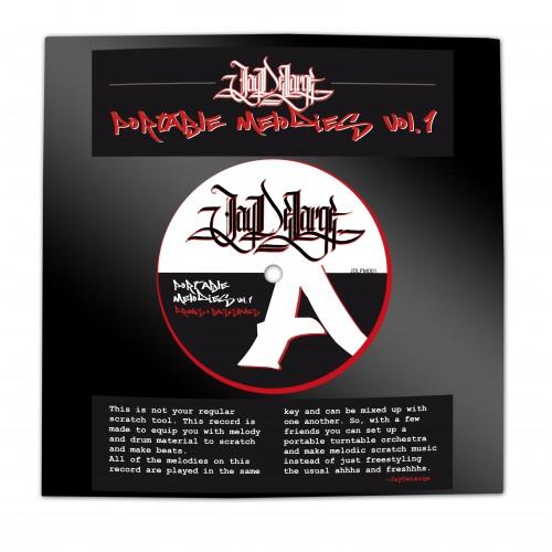 JayDeLarge - Portable Melodies Vol.1