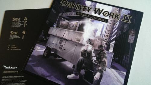 Donkey Work 2 - Give-a-way!!!
