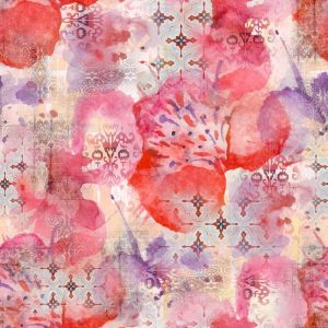 Abstract Print Design