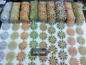 Embroidery Designs of lace