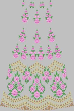 Flower Cording