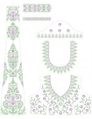 new chain stitch best design