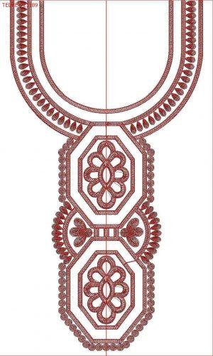 cording neck