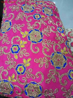 Embroidery Designs of Allover Garment