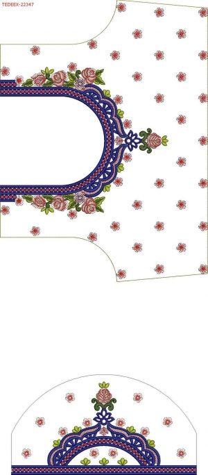 blouse & lace