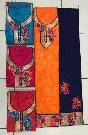neck patta design