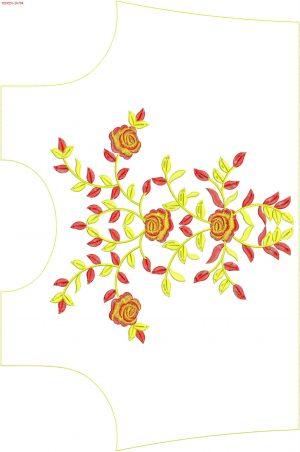 choli design