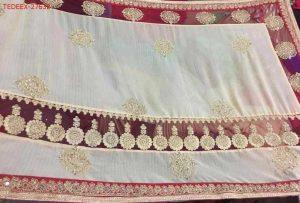 only saree