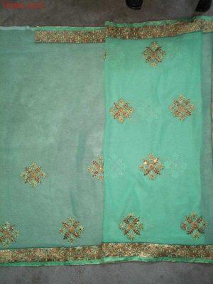 ton to ton saree
