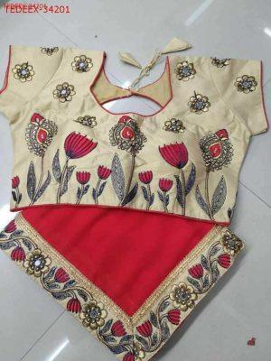 blouse boder