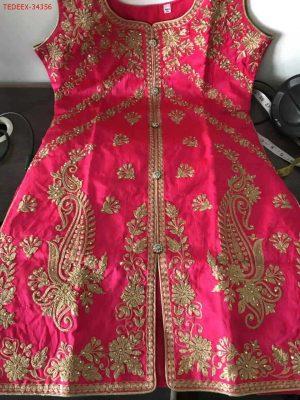 shervani concept dress