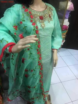top with dupatta