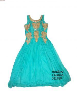 baby anarkali dress
