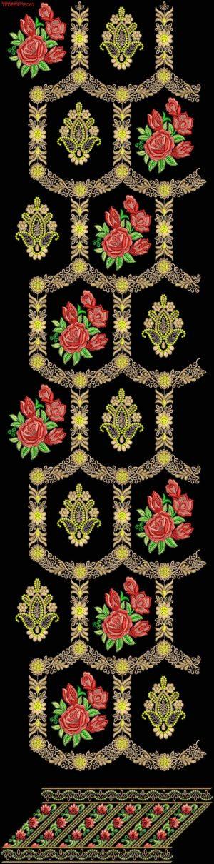 jaal concept dress