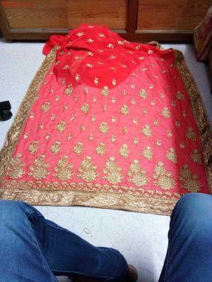 Box palu sct with less saree