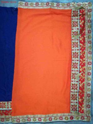 boder concept saree